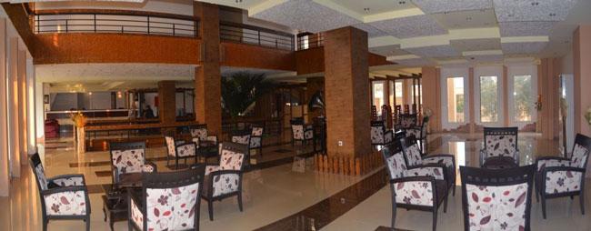لابی هتل گاردنیا کیش