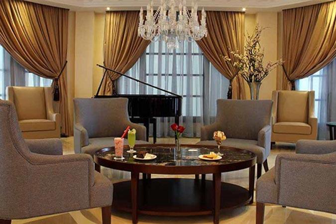 اتاق هتل سورینت مریم کیش