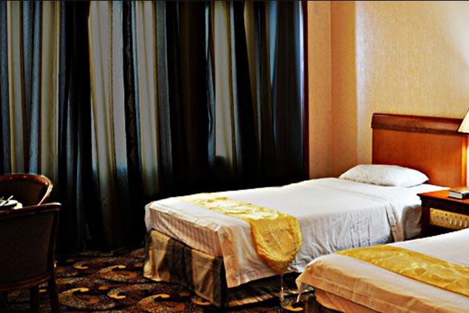 اتاق هتل پارمیس کیش