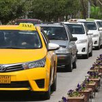 تاکسی در کیش