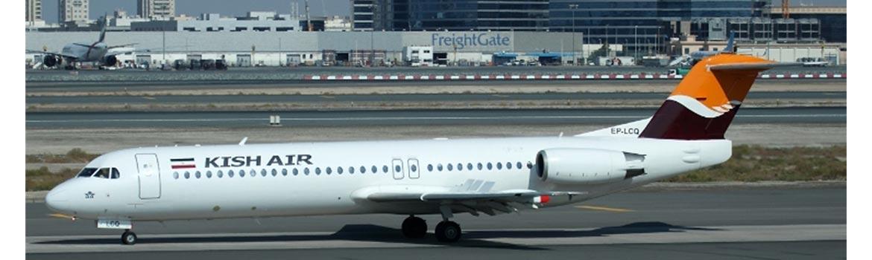 6 هواپیمای ATR کیش ایر