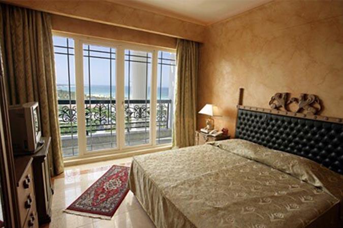 اتاق هتل داریوش کیش