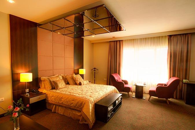 اتاق هتل ایران کیش