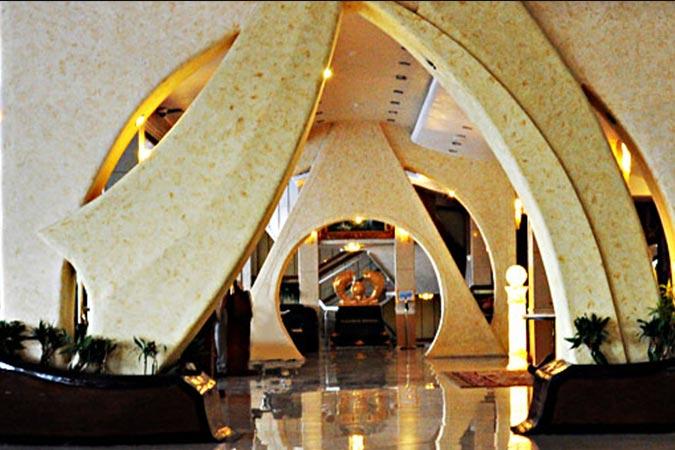 لابی هتل پارمیس کیش