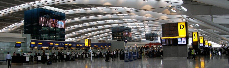 فرودگاه بین المللی کیش، در زمره پر ترافیک ترین های کشور