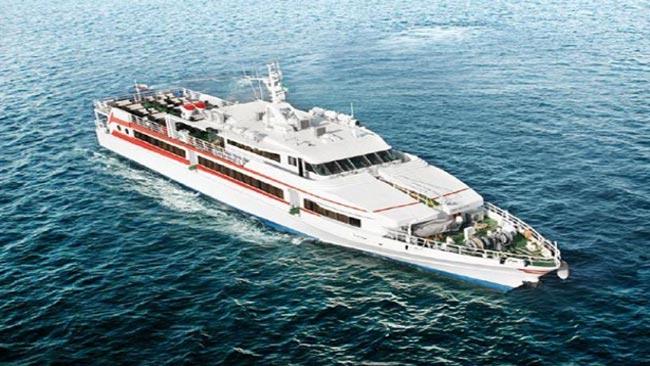افزودن کشتی کروز به ناوگان سفرهای دریایی کیش