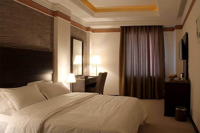 اتاق هتل سورینت صدف