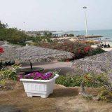 پارک ساحلی مرجان کیش کجاست؟