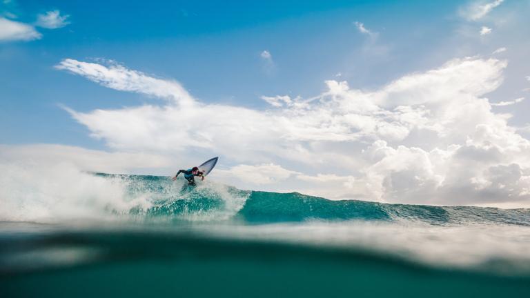 تفریحات آبی جزیرهی کیش