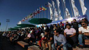 سفر نمایندگان فیفا به کیش