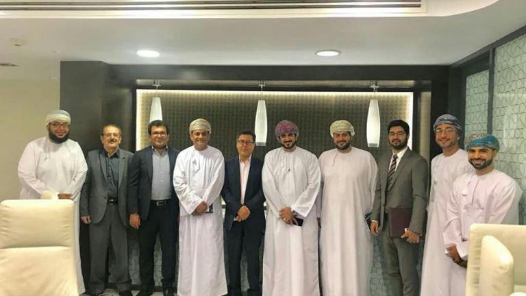 پرواز کیش به مسقط عمان