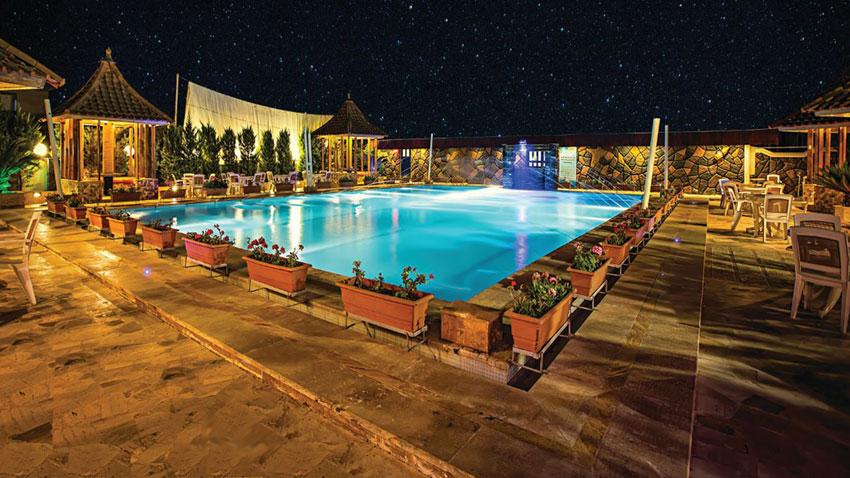 هتل لوکس کوروش کیش