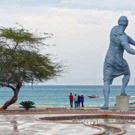 پارک ساحلی مرد ماهیگیر در بهترین نقطه از جزیره کیش