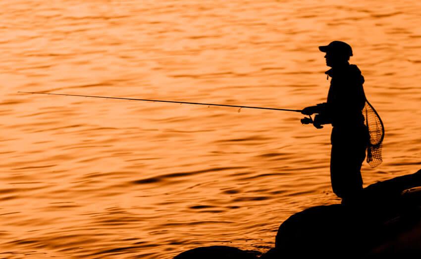 تفریحات دریایی کیش: ماهیگیری