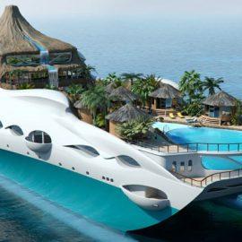 بهترین قایق های تفریحی کیش
