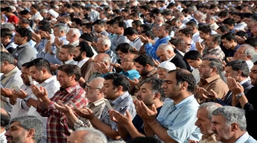 مراسم عیدین کیش