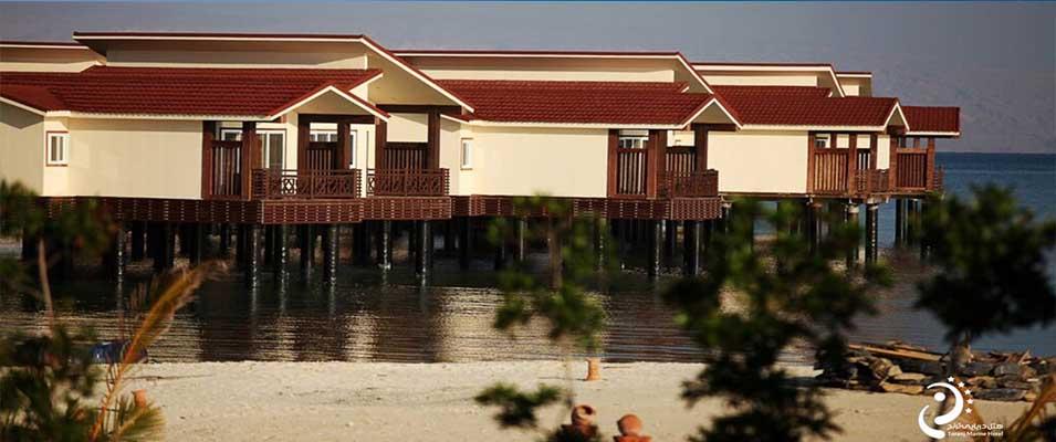 هتل پنج ستاره ترنج کیش