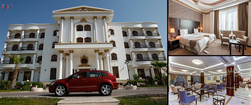هتل های 4 ستاره کیش