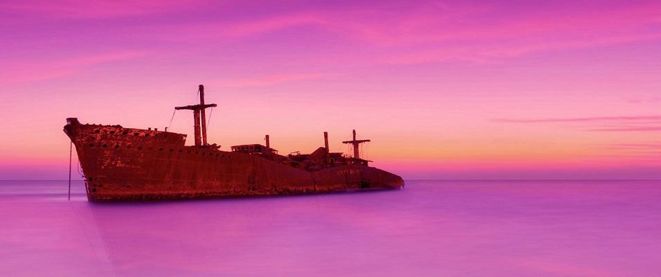 سفر نوروزی به کیش و کشتی یونانی