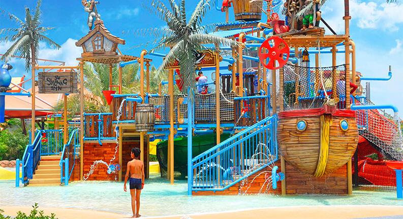 جاهای تفریحی کیش برای کودکان