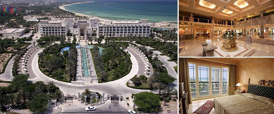 هتل داریوش یکی از بهترین هتل های لاکچری کیش