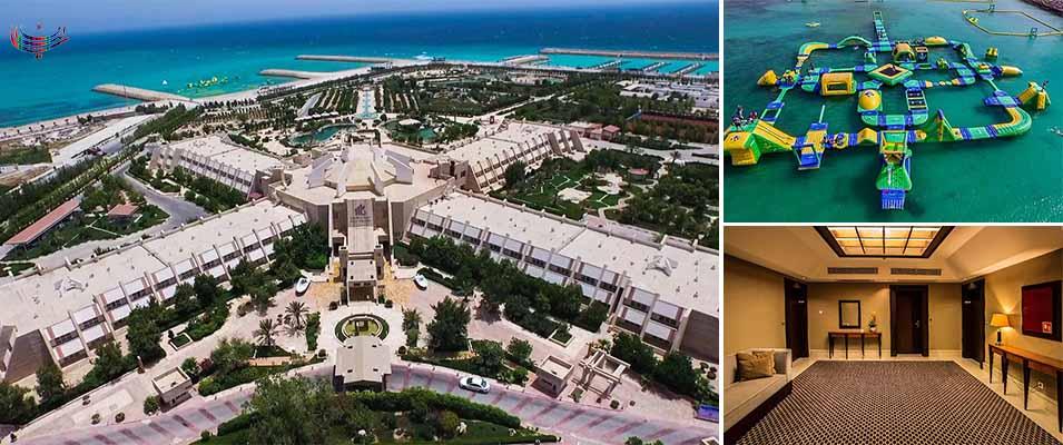 هتل مارینا پارک کیش یکی دیگر از برترین هتل های لاکچری