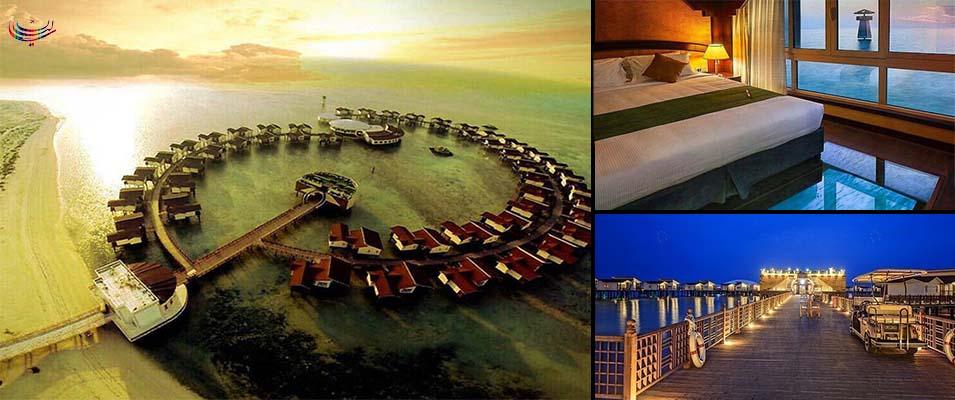 هتل ترنج یکی از برترین هتل های لوکس کیش