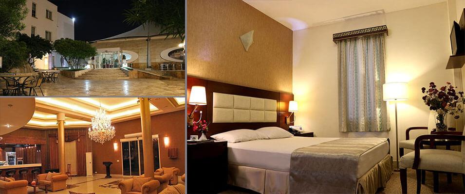 هتل سه ستاره تعطیلات کیش