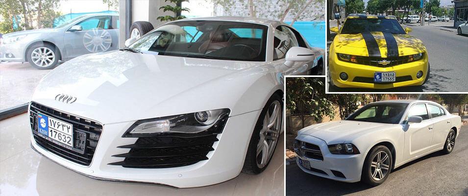 اجاره خودرو در کیش قیمت اجاره بنز تا اجاره مازراتی در کیش