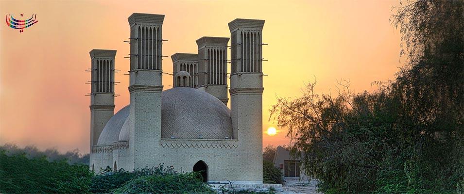 آب انبار کیش یکی از پرطرفدارترین بافت های تاریخی