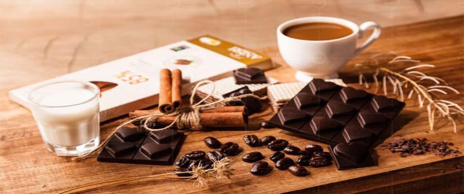 قهوه و شکلات، خوشمزه ترین سوغاتی خوردنی کیش
