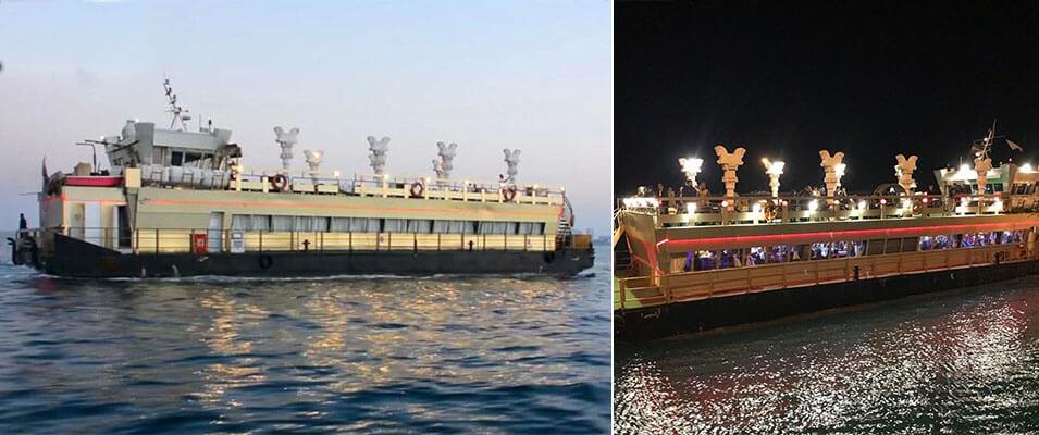 قیمت بلیط کشتی تفریحی آرتمیس کیش