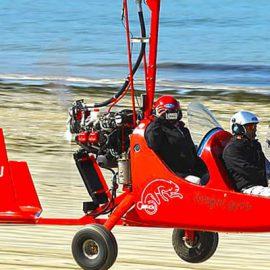 جایروکوپتر کیش ، لذت پرواز بر فراز آب های خلیج فارس