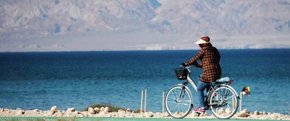 دوچرخه سواری در جاده جهان