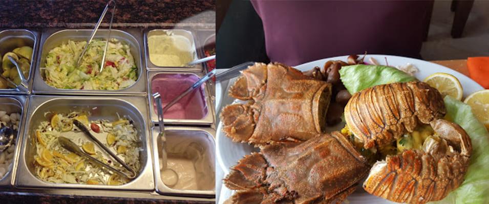 غذاهای-رستوران-میرمهنا-کیش