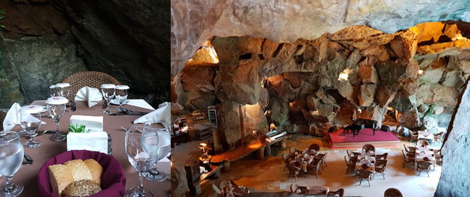 فضای-داخلی-رستوران-کوه-نور-کیش
