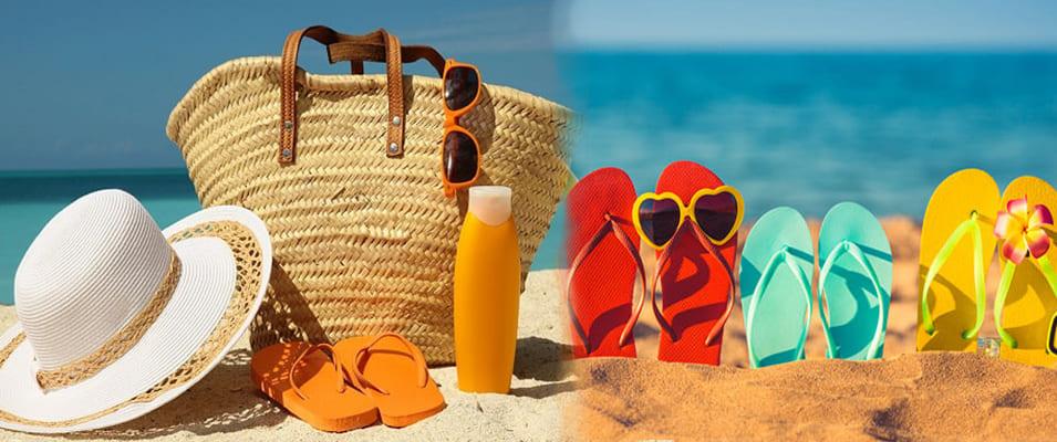 لوازم ضروری برای تفریحات ساحلی در کیش